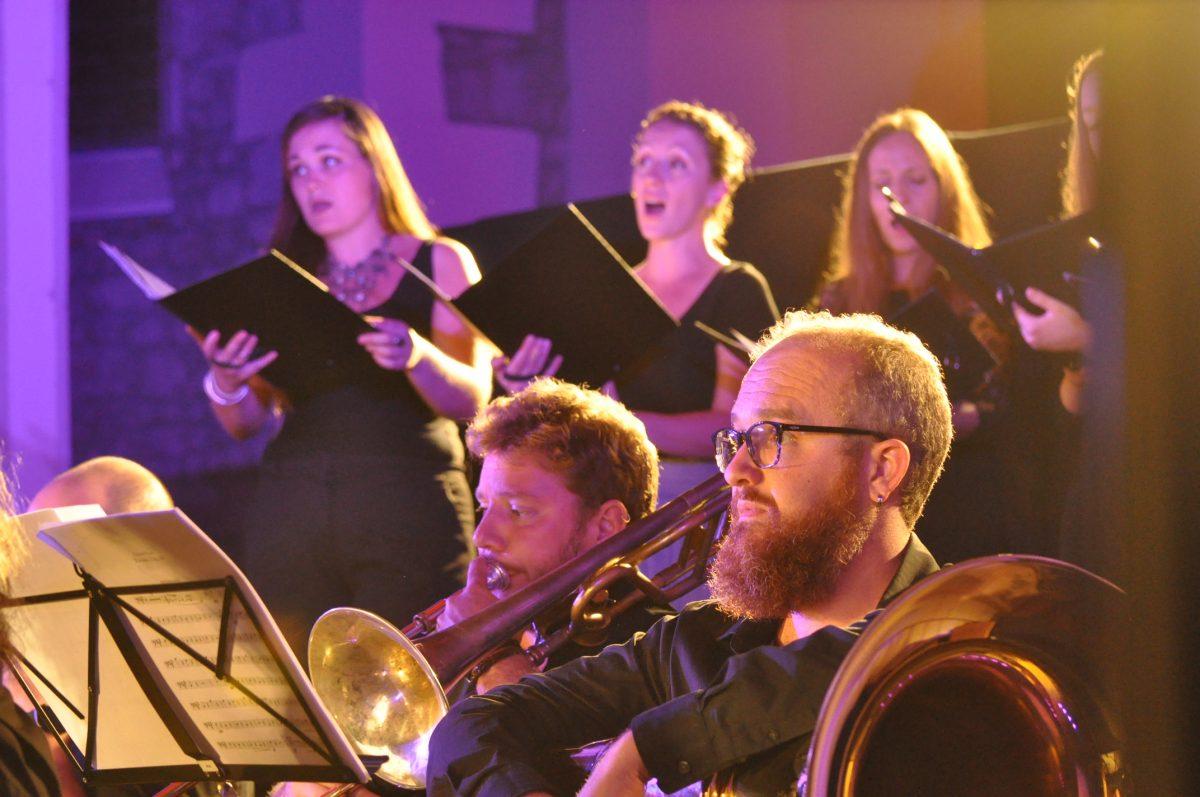 Orchestre de l'académie et festival des Monts en Musique