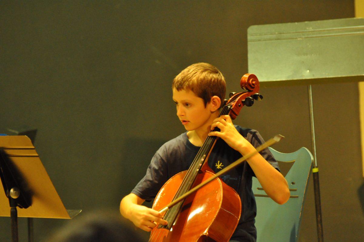Concert de clôture de l'académie et festival